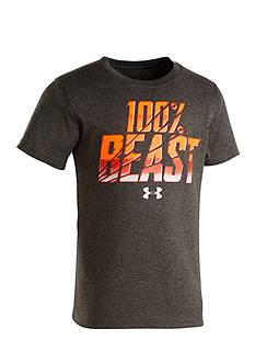 Under Armour 100% Beast Tee Boys 4-7