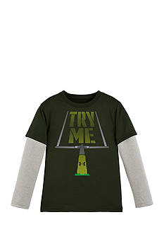 Under Armour Try Me Layered Tee Boys 4-7