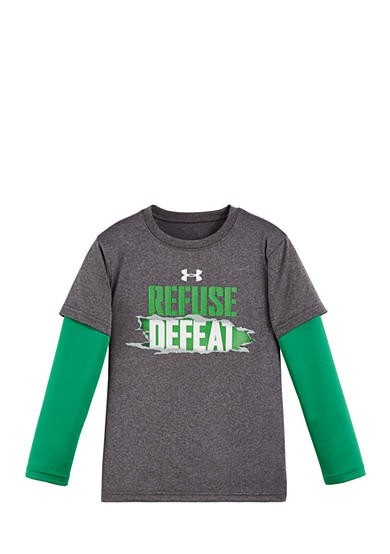 Under Armour® Refuse Defeat Slider Boys 4-7