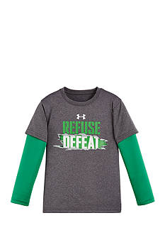 Under Armour Refuse Defeat Slider Boys 4-7
