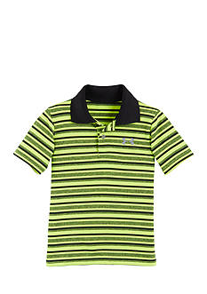 Under Armour Playoffs Stripe Yarn Polo Boys 4-7