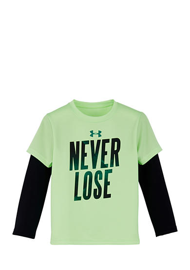 Under Armour® Never Lose Slider Tee Boys 4-7