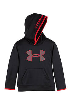 Under Armour® Highlight Big Logo Hoodie Boys 4-7
