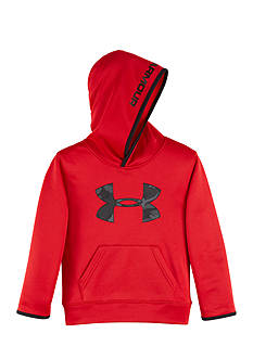 Under Armour® Camouflage Logo Hoodie Boys 4-7
