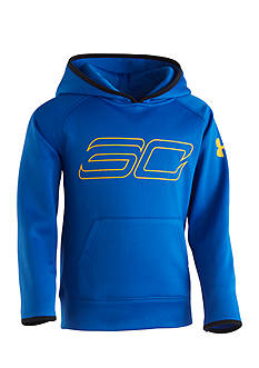 Under Armour® SC30 Fleece Hoodie Boys 4-7