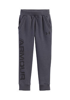 Under Armour Fleece Jogger Pant Boys 4-7