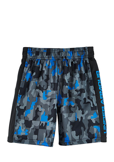 Under Armour® Eliminator Printed Shorts Boys 4-7