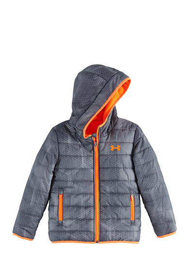 Under Armour® Electro Feature Reversible Puffer Jacket Boys 4-7