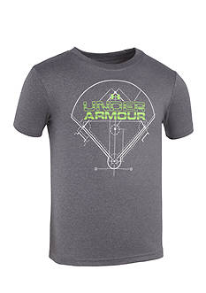 Under Armour Baseball Diamond Tee Boys 4-7