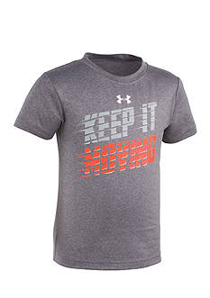 Under Armour Keep It Moving Tee Boys 4-7