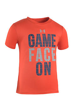 Under Armour Game Face On Tee Boys 4-7