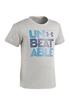 Under Armour Unbeatable Tee Boys 4-7
