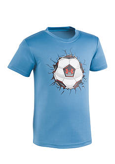 Under Armour Soccer Smash Tee Boys 4-7