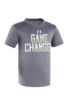 Under Armour® Game Changer Tee Boys 4-7