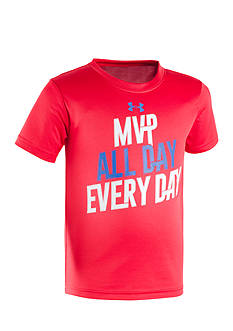 Under Armour® MVP All Day Every Day Tee Boys 4-7