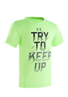 Under Armour® Try To Keep Up Tee Boys 4-7
