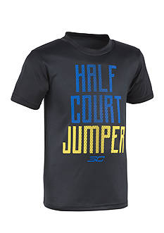 Under Armour Steph Curry Half Court Tee Boys 4-7