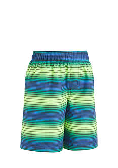 Under Armour® Stripe Swim Trunk Boys 4-7