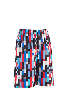 Under Armour® Pixel Zoom Swim Trunk Boys 8-20