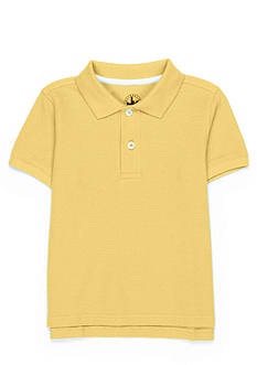 J Khaki™ Solid Basic Pique Polo Boys 4-7