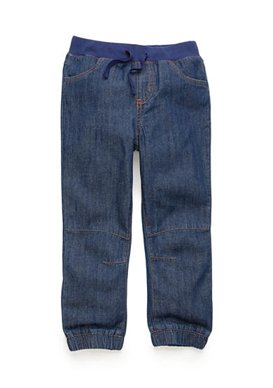 J. Khaki® Denim Pull-On Joggers Boys 4-7