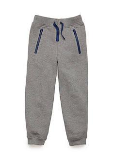 J. Khaki Knit Jogger Pants Boys 4-7