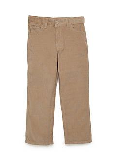 J. Khaki Corduroy Pants Boys 4-7