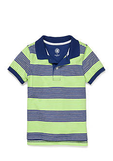 J Khaki™ Short Sleeve Jersey Polo Boys 4-7