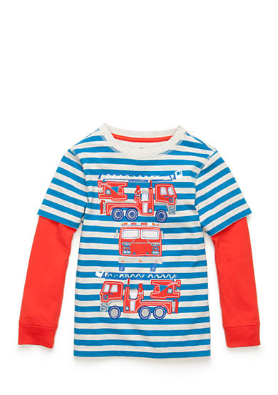 J. Khaki® Novelty Crew 2Fer Boys 4-7