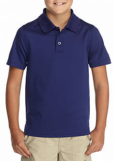 JK Tech™ Solid Active Polo