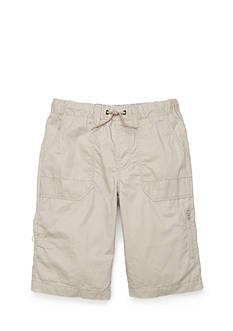 J. Khaki Cargo Shorts Boys 8-20