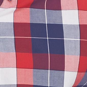 Baby & Kids: Southern Style Sale: Blue/Red/White J. Khaki Plaid Woven Shirt Boys 8-20