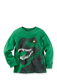 Carter's Long Sleeve Dino Tee Boys 4-7