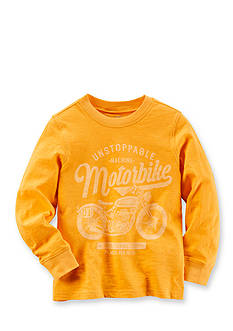 Carter's Long-Sleeve Motorcycle Graphic Tee Boys 4-7