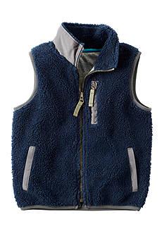 Carter's Sherpa Vest Boys 4-7