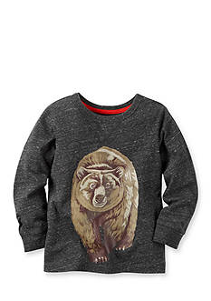 Carter's Long-Sleeve Bear Graphic Tee Boys 4-7