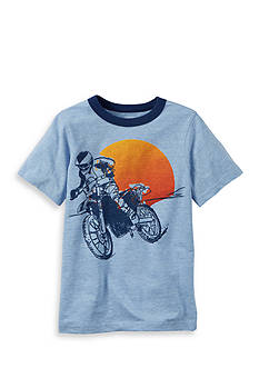 Carter's® Motorcycle Graphic Ringer Tee Boys 4-7