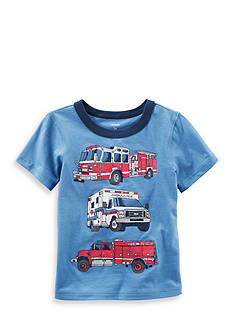 Carter's Firetruck Graphic Tee Boys 4-7