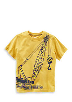 Carter's Construction Graphic Tee Boys 4-7