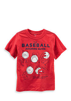 Carter's Baseball Graphic Tee Boys 4-7