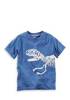 Carter's Skeleton Dinosaur Graphic Tee Boys 4-7