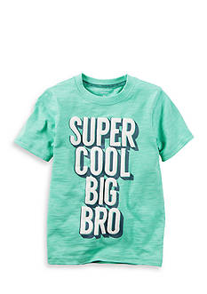 Carter's Super Cool Big Bro Graphic Tee Boys 4-7
