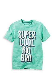 Carter's Super Cool Big Bro Graphic Tee Boys 4-7