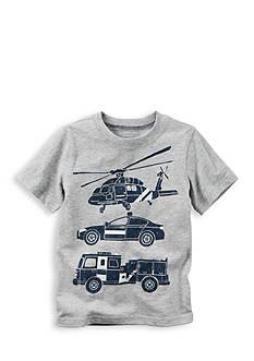 Carter's Rescue Car Graphic Tee Boys 4-7