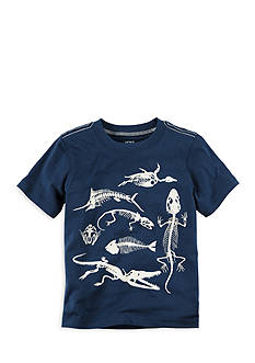 Carter's® Glow-In-The-Dark Reptile Graphic Tee Boys 4-7