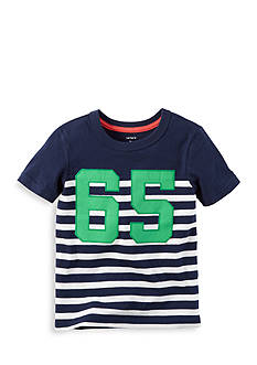 Carter's® Striped Varsity Graphic Tee Boys 4-7