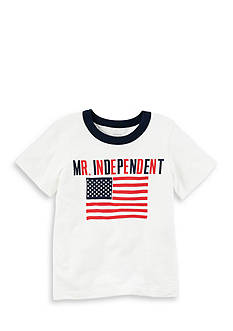 Carter's® Mr. Independent Fourth Of July Ringer Tee Boys 4-7
