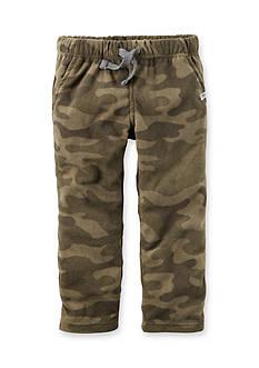 Carter's Pull-On Fleece Pants Boys 4-7