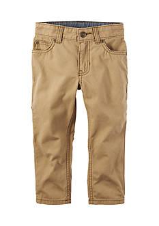 Carter's Canvas Pants Boys 4-7