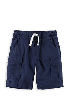 Carter's Pull-On Cargo Shorts Boys 4-7